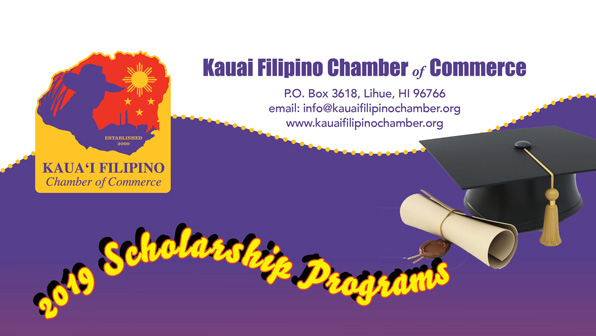 KFCC 2019 Scholarship Programs